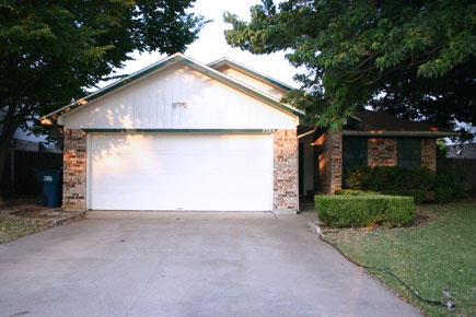 House for rent in Northeast Tarrant County, TX